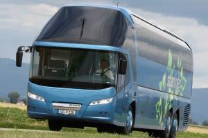 Аренда автобуса с водителем для экскурсий, цена в Новополоцке