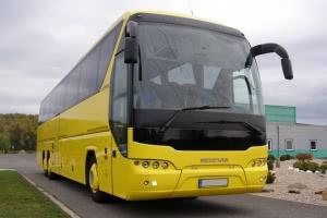 Аренда турристического автобуса на 50 мест в Новополоцке