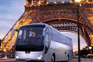 Заказ экскурсионного автобуса, стоимость в Полоцке